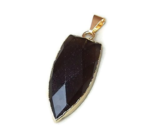 Smoky Quartz Pendant - 4