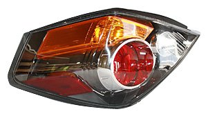 TYC 11-6218-00 Nissan Altima Driver Side Replacement Tail Light (Nissan Altima Tail Light Driver)