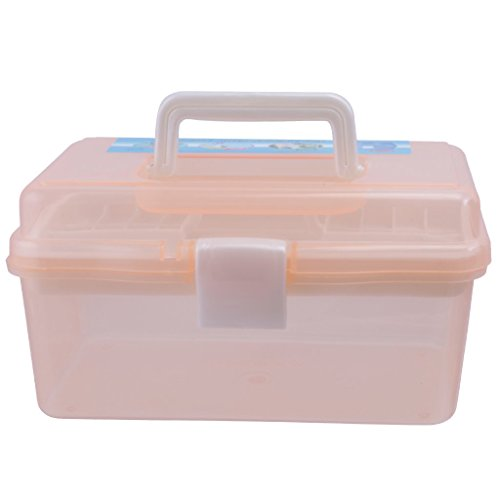 MagiDeal Portable Makeup Container Storage