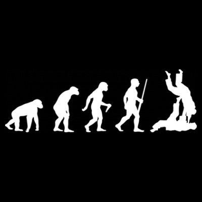 Sudadera con capucha de mujer Judo Evolution by Shirtcity Negro