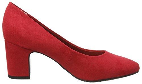 Tamaris 22458, Escarpins Femme Rouge (Lipstick)