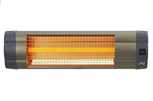 UFO UK-15 Electric Infrared Heater with Remote Control