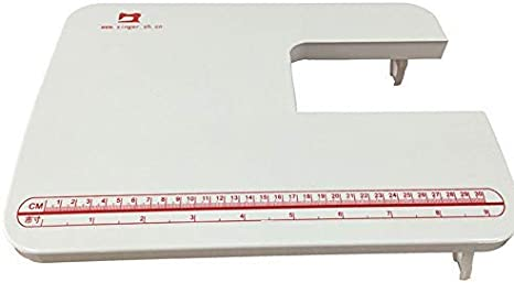 YICBOR - Mesa extensible acrílica para máquina de coser Singer 8280, 1507