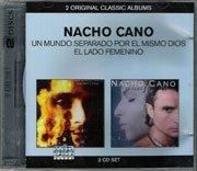 Nacho Cano - Un Mundo Separado Por El Mismo Dios & El Lado Femenino - Zortam Music