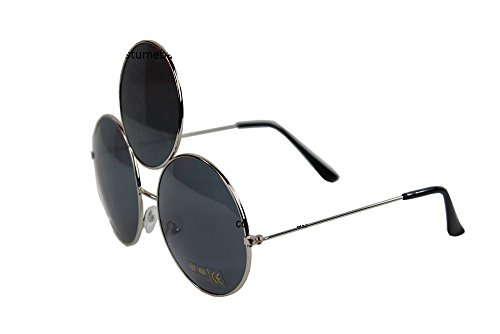 Prince Three Lens Aviator 3 Lens Sunglasses Glasses Costume