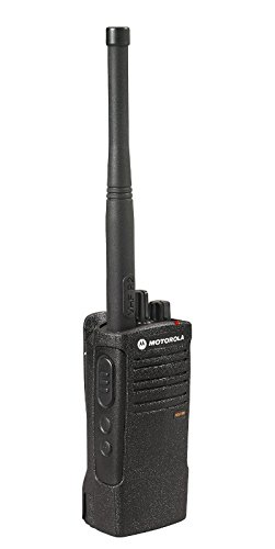 Motorola On-Site RDV5100 10-Channel VHF Water-Resistant Two-Way Business Radio by Motorola Solutions (Image #2)