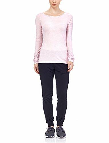 Icebreaker Womens Sweater - Icebreaker Merino Women's Cool-Lite Nomi Long Sleeve Sweater, Glow, Medium