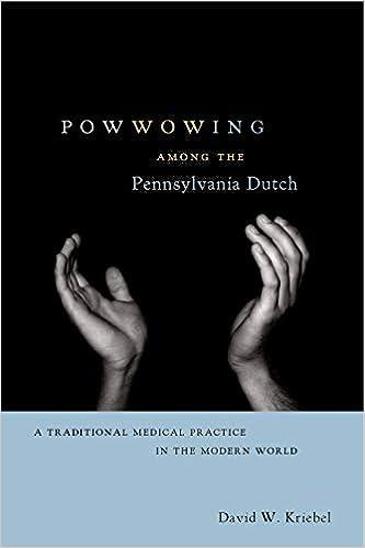 Amazon Powwowing Among The Pennsylvania Dutch A Traditional