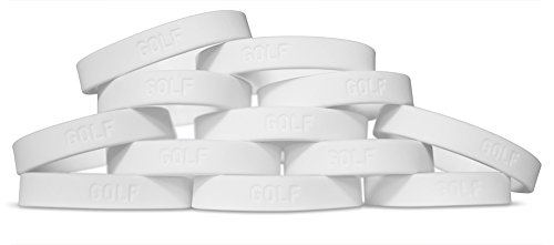 Novel Merk 12-Piece Kids Golf White Party Favor