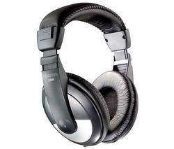 Vivanco SR 95 - Auriculares estéreo, color negro y plateado