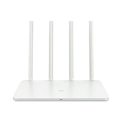 Price comparison product image Xiaomi AC1200 Dual Band Smart Wireless Router Long Range Remote Control White
