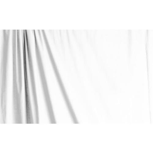 Savage Accent Solid Muslin Backdrop 10' x 24' White SD0124 10'10' Accents