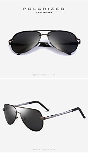 soleil lunettes Vintage Casual conduite UV400 soleil pour Polaroid lunettes soleil femmes lunettes HD plein lunettes de so voyage lunettes mode de Polarized grand air baianf de de 2 en miroir les soleil YUf8wxq
