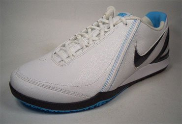 Nike ZOOM sparq S4 344465-103 blanco-azul talla 42, 5/US 9/UK 8