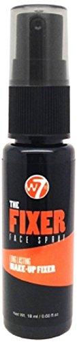 w7 Fixing spray - Make up fixierungs spray, 1er Pack (1 x 18 ml)