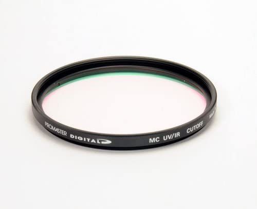 Promaster Digital UV//IR Cutoff Filter 62mm