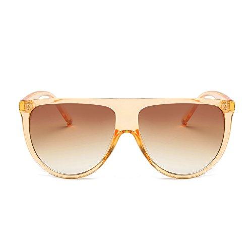 Vintage Shaded Lunettes Trydoit I Soleil Unisexes Mirror Femmes Hommes Lens Lens Lunettes Et Aviator Lunettes De t55q6nwRU