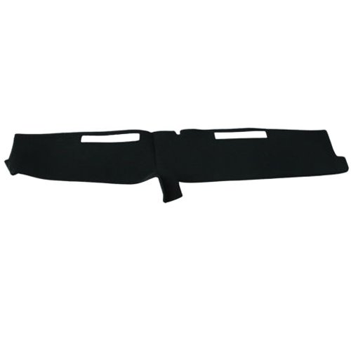 Hex Autoparts Dash Cover Mat Dashboard Pad Black for Chevy C10 C20 C30 K10 K20 K30 Truck 1981-1986