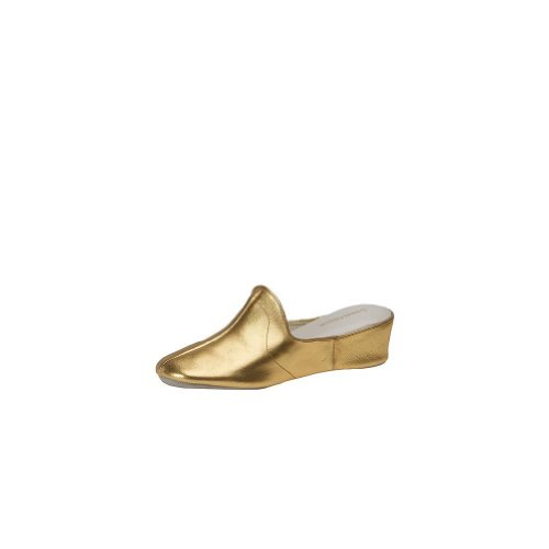 Oro Daniel Donne Verdi Glamour Pantofola