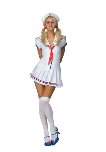 RG Costumes 81594-L Sailors Delight Adult Costume - (Sailors Delight Costumes For Adults)
