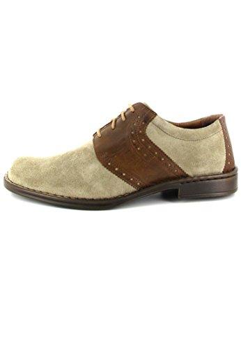 Josef Seibel Douglas 14 - Herren Halbschuhe - Grau Schuhe Günstig Sale