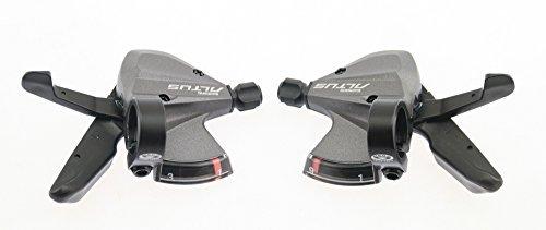 Shimano Altus SL-M370 3 x 9 Speed MTB Bike RapidFire Plus Trigger Shifters NEW by Shimano