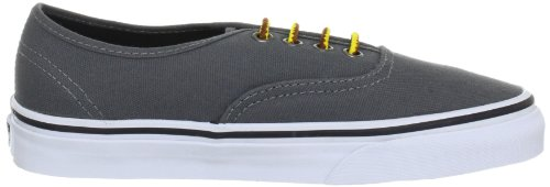Vans Authentic Mens Vandre Lerret Skateboarding Sko Gargoyle Gargoyle