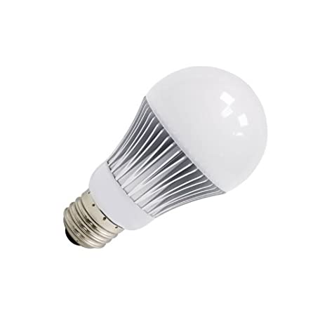 BOMBILLA LED E27 7W CON SENSOR PRESENCIA/CREPUSCULAR: Amazon.es: Iluminación
