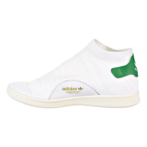 Pk Adidasstan Bianco 5 Eu green Stan Smith 37 Calzino Donna W white white Sock SSE6wBq