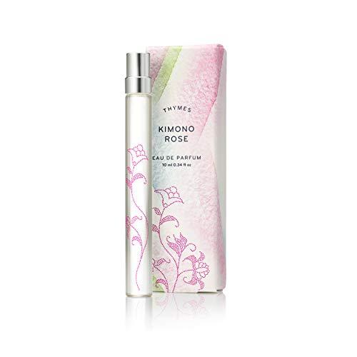 (Thymes - Kimono Rose Eau de Parfum Spray Pen)