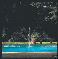 Zodiac 11 100 00 Polaris Waterstars Wf Wall Mounted Fountain System Swimming Pool