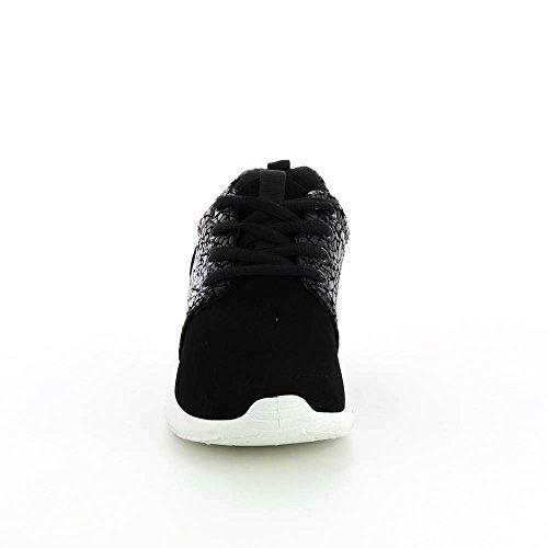 bi matière néoprène style running Baskets C5xfZf