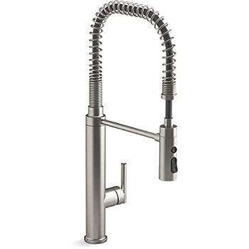 Kohler K 24982 Vs Purist Kitchen Sink Faucet Vibrant
