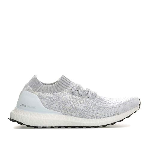 adidas Women's Ultra Boost Uncaged Running Shoes Tint Two US7 White
