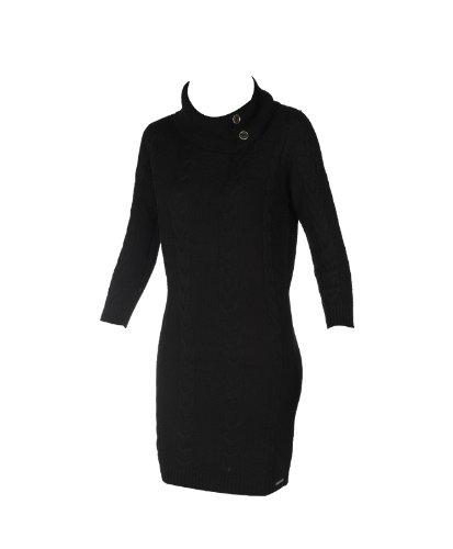 Billabong Enea vestido de surf para mujer, color negro
