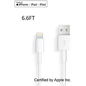 Amazon.com: Apple iPhone/iPad Charging/Charger Cord ...