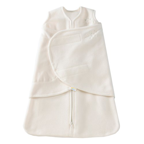 SleepSack Micro Fleece Swaddle Cream Small product image