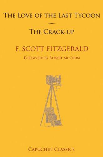 Book cover from Love of the Last Tycoon & The Crack-up by Kevin Macdonald