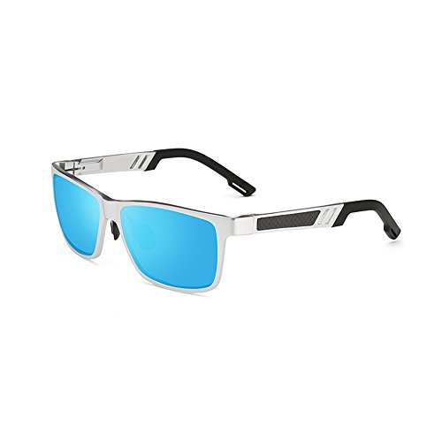 de del sol caballo de sol gafas la de del de sol a sol alta la de ZHIRONG de de definición montar la polarizadas Gafas hombres Color A B los conducción protección Gafas manera de wpwa7Hq