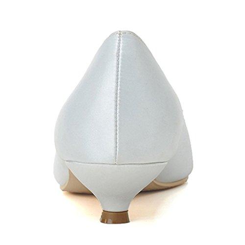 Mujeres Boda Las Zapatos De Elobaby Sat Rhinestones De W7wqBTWX86
