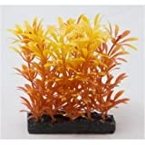 Fish 'R' Fun Aquarium Plant Orange 4''