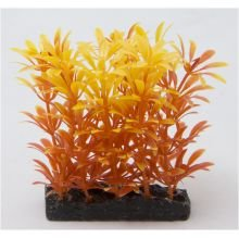 Fish 'R' Fun Aquarium Plant Orange 4'' by FRF