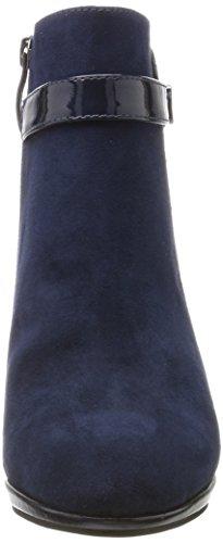 Tamaris 25385, Bottes Femme Bleu (Ocean Comb)