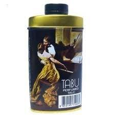 Tabu By Dana Paris New York Perfumed Talc Perfume Luxury & Charm Powder 100 G.