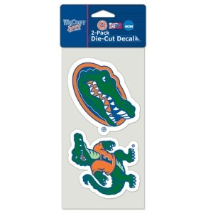 WinCraft NCAA University of Florida Perfect Cut Decal (Set of 2), 4