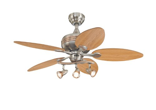 westinghouse-7226520-xavier-44-inch-five-blade-indoor-ceiling-fan-with-three-spotlights-brushed-nick