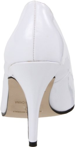Ellie White blanco Women's 8400 Patent Shoes Pump PUPq4Z