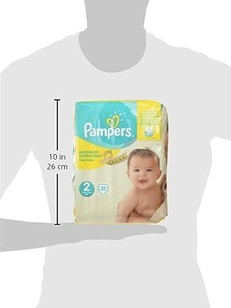 Pampers Nouveau Bébé Taille De Couches 3-29 Couches Elegant Shape Bébé, Puériculture