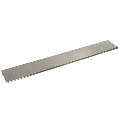 (#3154-12 in. CKP Brand Edge Pull, Brushed Satin Nickel - 10 Pack)
