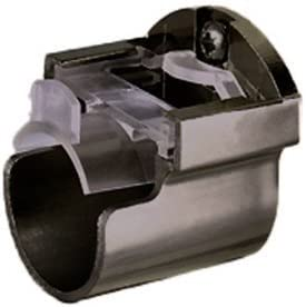 Speedy Products 28mm Recess Support Pk2 Polished Graphite